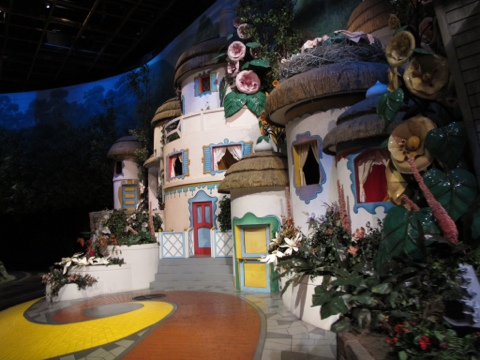 Munchkinland in the Great Movie Ride