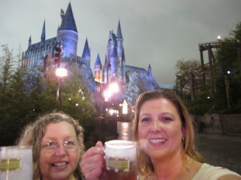 Last call for butterbeer!