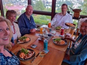 Britta, Carol, Doug, Stephen & Grandma