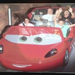 Radiator Springs Racers was more fun than expected!