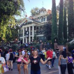 Haunted Mansion again of course!