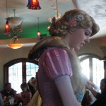Clever wig anchoring for Rapunzel's giant braid