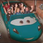 Radiator Springs Racers one last time!